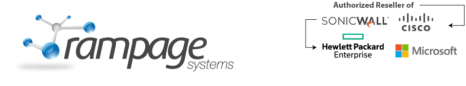 Rampage Systems Logo